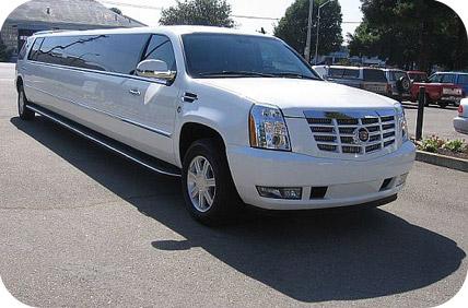 18 Passenger SUV Limo/ Cadillac Escalade