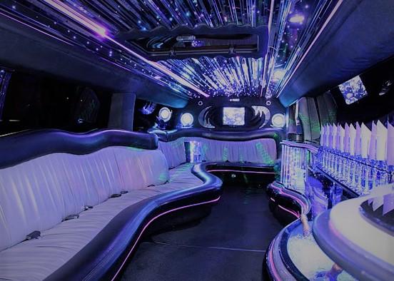 18 Passenger SUV Limo/ H2 Hummer