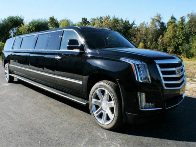 18 Passenger SUV Limo / Cadillac Escalade