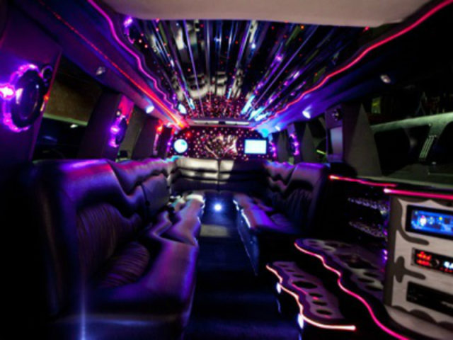 18 Passenger SUV Stretch Limousine Cadillac Escalade