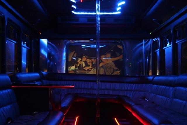 28-30 Passenger Party Bus