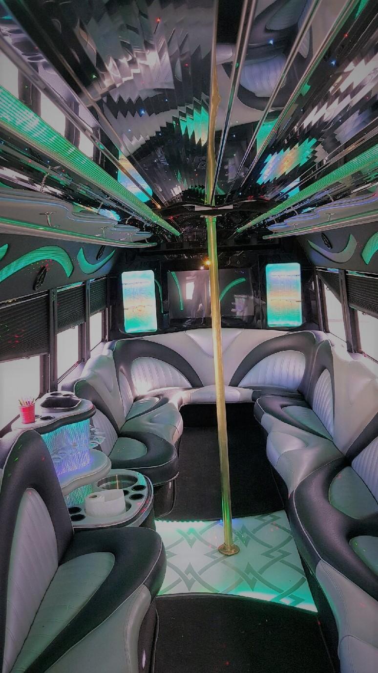 28 Passenger Party Bus