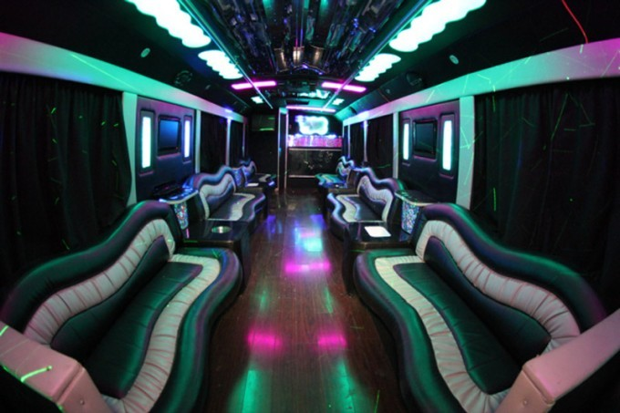 40-45 Passenger Party Bus