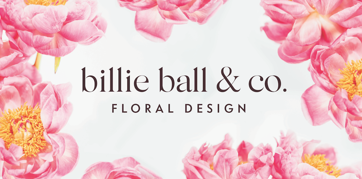 billie ball & co Floral Design