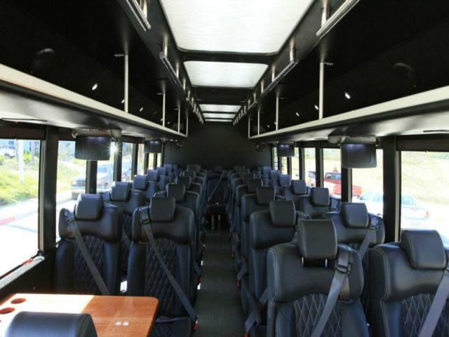 34 Passenger Shuttle Bus