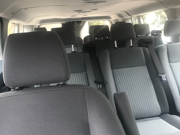 12-14 Passenger Van