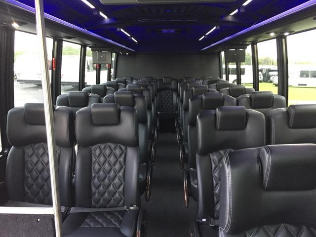 28 Passenger Minibus